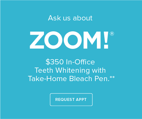Ask us about Zoom! - Rayford Modern Dentistry