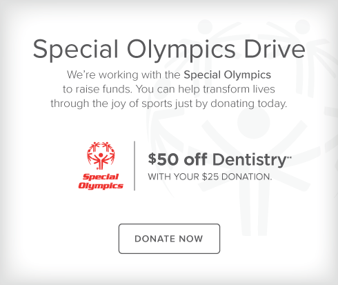 Special Olympics Drive - Rayford Modern Dentistry